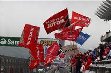 【日産応援団 Nジャン】 2012 FUJI SPRINT CUP 2012 ~あとがき~