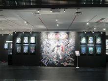 ガンダムフロント東京、冬の企画展に行って来たよ♪ その1。