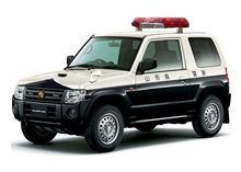 山形県警 ミツビシ パジェロ ミニ 警ら用 パトカー ・・・・