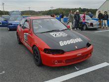 2012.12.2 ノーマルカー耐久レース最終戦R6in美浜サーキット 報告