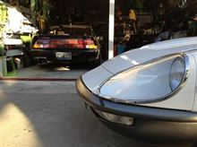 Z-car meets Z-car その3 240ZG&260ZX