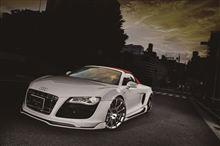 FULL TITANIUM EXHAUST for Audi R8(V10) by Rowen