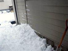 121209-2 空き家の雪が PART-1・・・