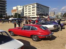 茨木ビンテージカーショーに参加してきました。