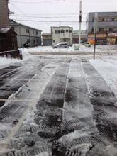 初除雪。(≧∇≦)