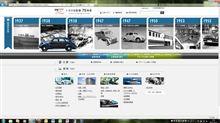 車両系統図から見るトヨタの歴史