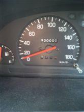 320000km到達!