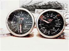 『 Auto gauge Installed... 』