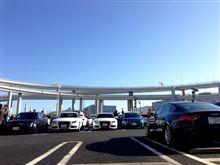 Audi大黒オフ参加'12.12