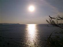海を見に有田へ
