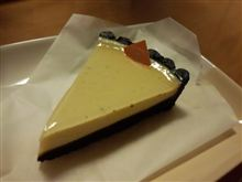 二年越しのチーズケーキの日。