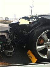 Z33全損事故