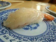 回転寿司で満腹!