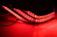テールランプ「8灯化」の検討 (追記有り)