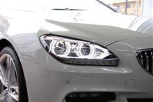 BMW650iグランクーペのCodingいろいろ!