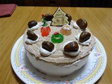 クリスマスはママケーキ