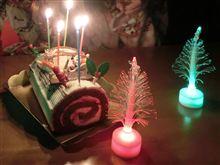 Merry Christmas!! 我が家のケーキ