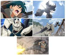 第08MS小隊BD-BOX特典フィルムの場面カットが公開!、他。