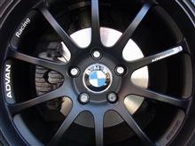 アドバンRS-D 19インチ BMW用
