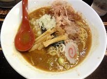 ラーメン狂い 第1343回 三田製麺所 池袋店@池袋西口