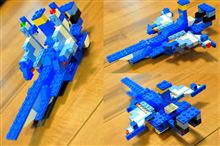 レゴ自作モデル 改ノーチラス号(ふしぎの海のナディアから)