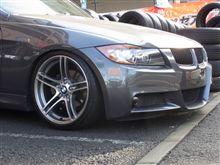 BMW純正ダブルスポーク313 19インチ