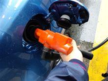 【燃費記録】今年最後の給油