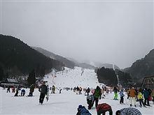 初SKは岐阜県めいほうスキー場へ  そして本年もありがとうございました。