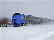 【動画】宗谷本線を走行する列車