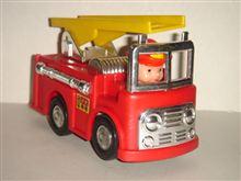 トホホ玩具自慢26 ぼくちゃん消防車