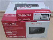 carrozzeria SPH-DA05を購入しました(^^)