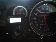 2つの油圧計