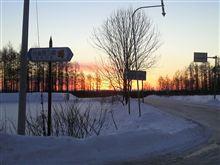 正月明け恒例の風景