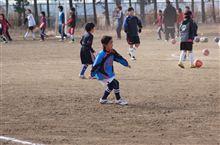 次女 サッカー