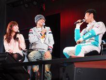BRIDGESTONE DRIVE TO THE FUTURE公開収録@東京オートサロン2013
