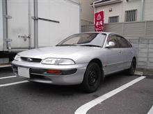 日本フォード テルスターTX-5
