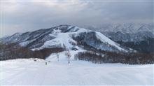 舞子スキー場に行ってきました