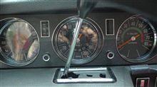 今年初のヒストリックカー、シトロエンDS21。