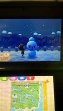 雪だぁ~(*_*;