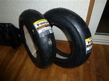 タイヤ購入・・・・・今週のために!