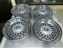 BMW用BBS-RC2Ps18インチリフレッシュ・リメーク