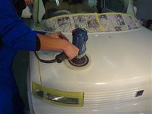 白いボディは手入れが簡単 ・ ・ ・ 本当にちゃんと手入れできてますか?? ガラスコーティング 大阪