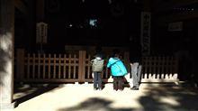ようやく初詣です@猿田神社in銚子w