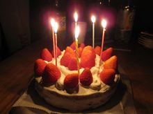 息子の誕生日が・・・