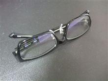 メガネ買いましたぁ。