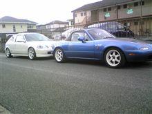 洗車&ワックス完了