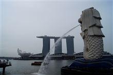 シンガポール出張報告(何とか観光できた・前編)