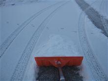 軽井沢の冬は、、こうでなくっちゃ