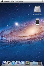 iPhoneをMac OS X