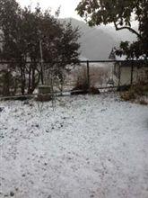 小原山岳部雪情報20130126
